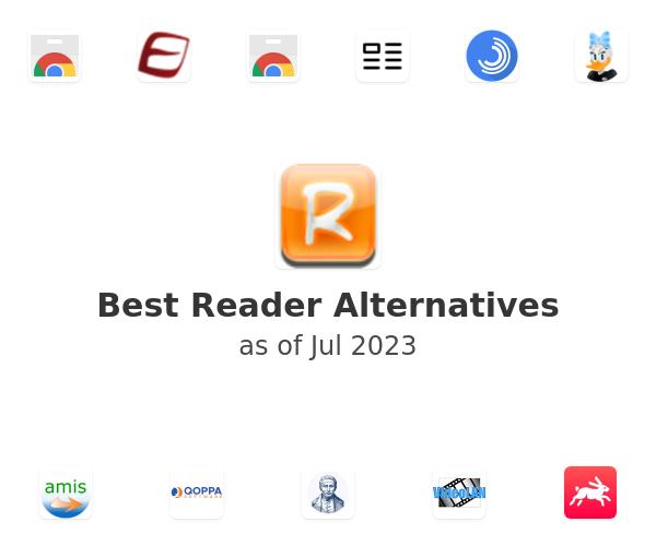Best Reader Alternatives