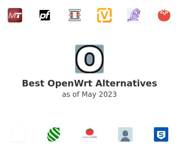 Best OpenWrt Alternatives
