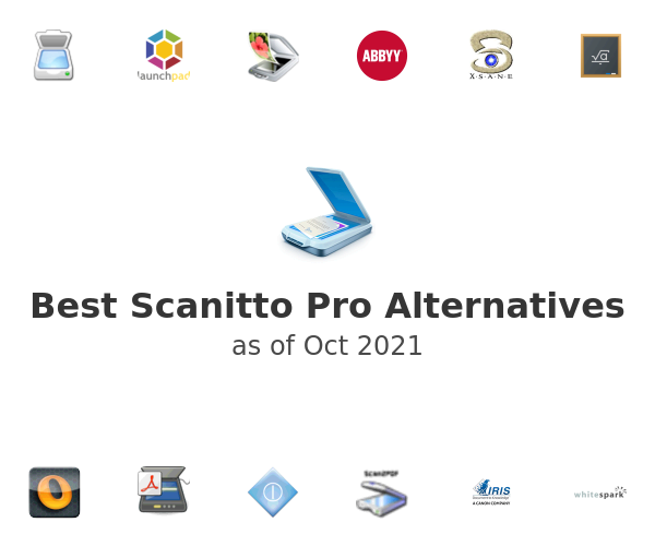 Best Scanitto Pro Alternatives