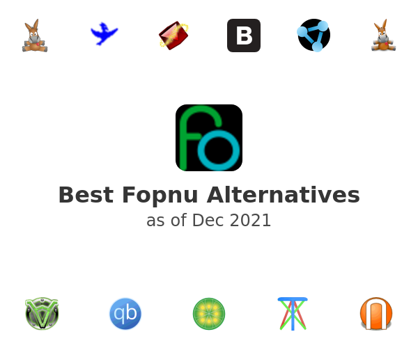 Best Fopnu Alternatives