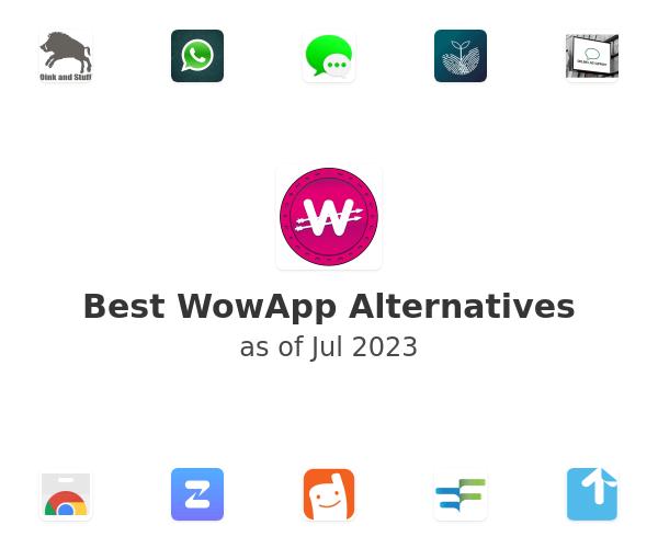 Best WowApp Alternatives