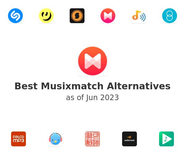Best Musixmatch Alternatives