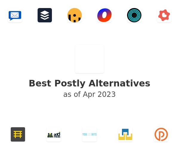 Best Postly Alternatives