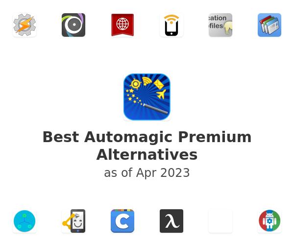 Best Automagic Premium Alternatives