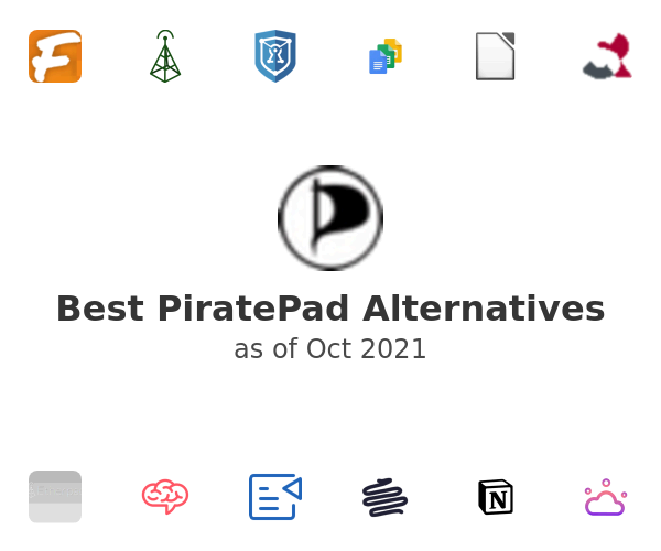 Best PiratePad Alternatives