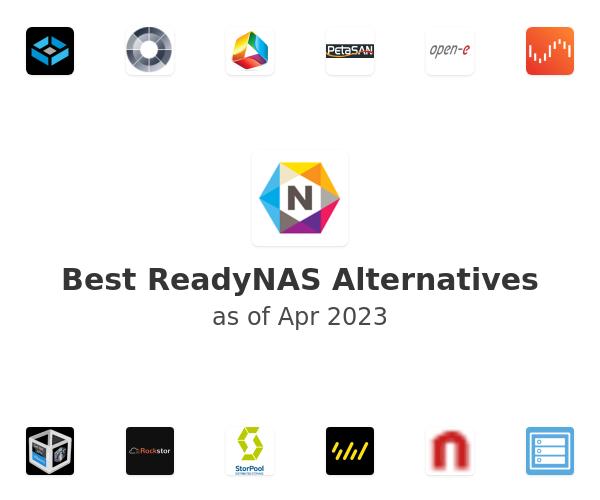 Best ReadyNAS Alternatives