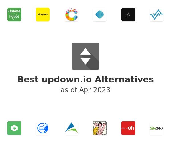 Best updown.io Alternatives