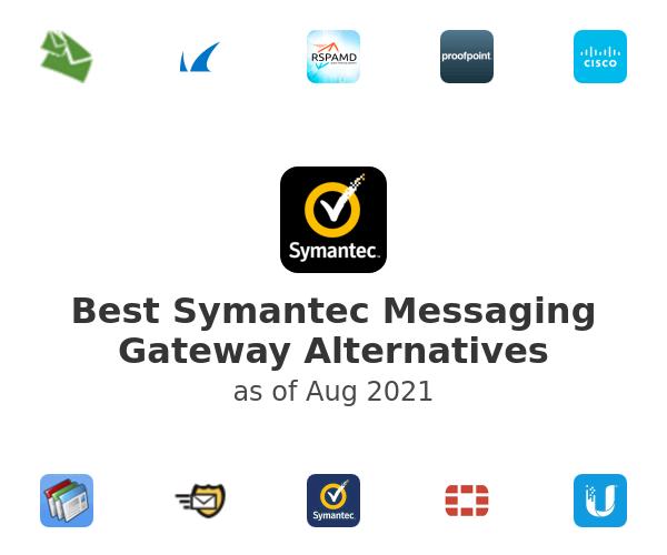 Best Symantec Messaging Gateway Alternatives