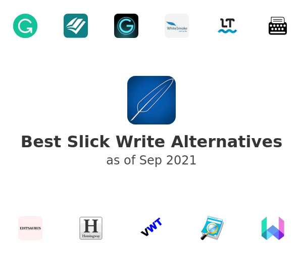 Best Slick Write Alternatives