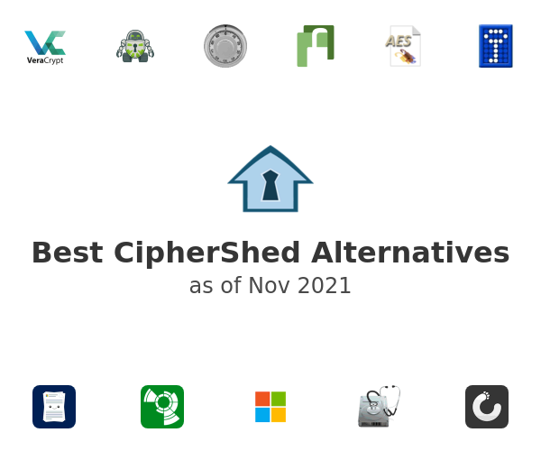 Best CipherShed Alternatives