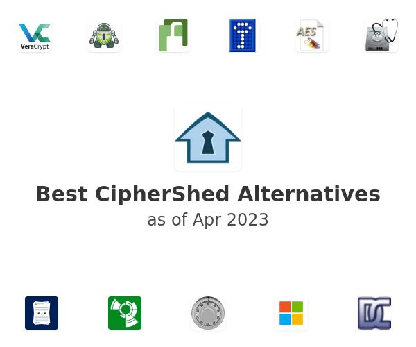 Best CipherShed Alternatives