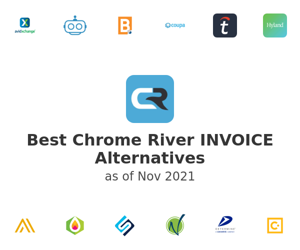 Best Chrome River INVOICE Alternatives