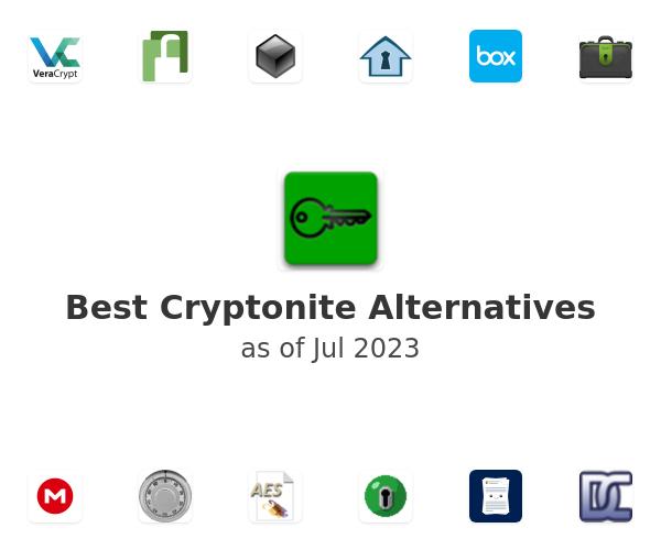 Best Cryptonite Alternatives