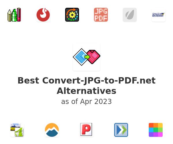 Best Convert-JPG-to-PDF.net Alternatives