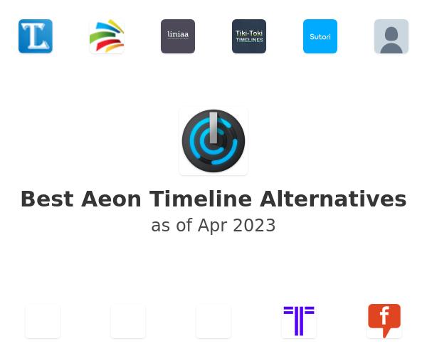 Best Aeon Timeline Alternatives