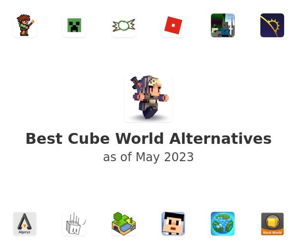 Best Cube World Alternatives