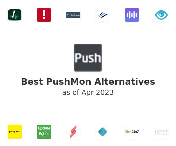 Best PushMon Alternatives