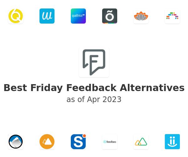 Best Friday Feedback Alternatives
