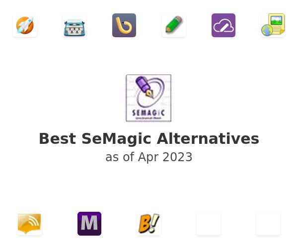 Best SeMagic Alternatives