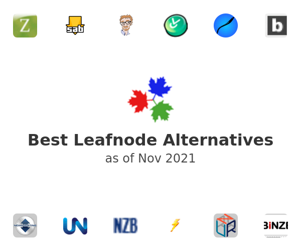 Best Leafnode Alternatives