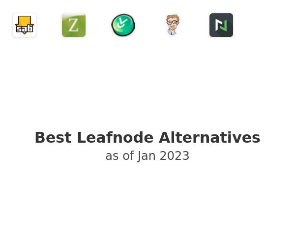 Best Leafnode Alternatives