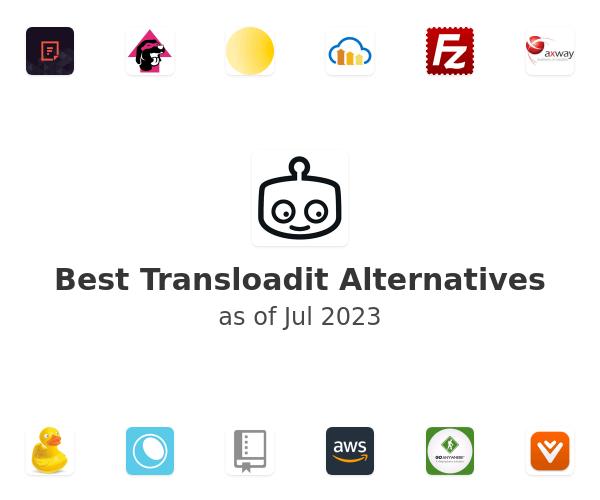 Best Transloadit Alternatives