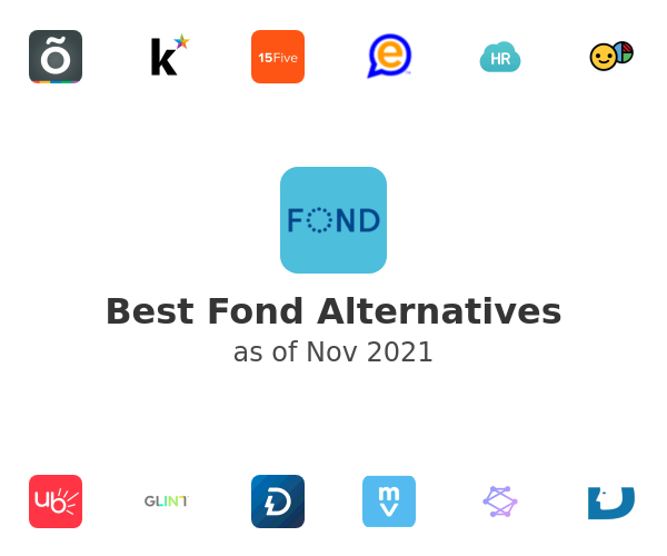 Best Fond Alternatives