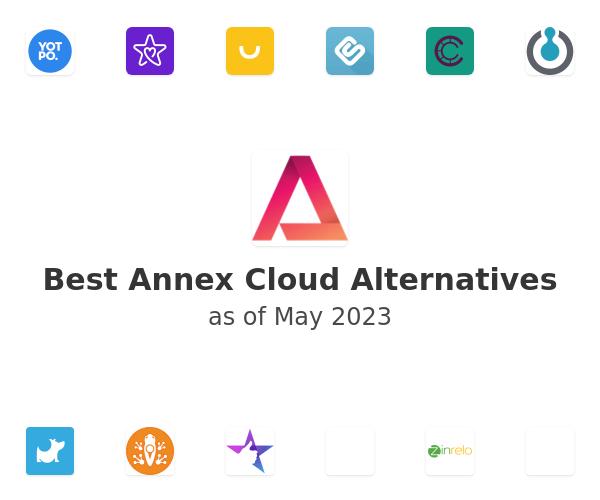Best Annex Cloud Alternatives