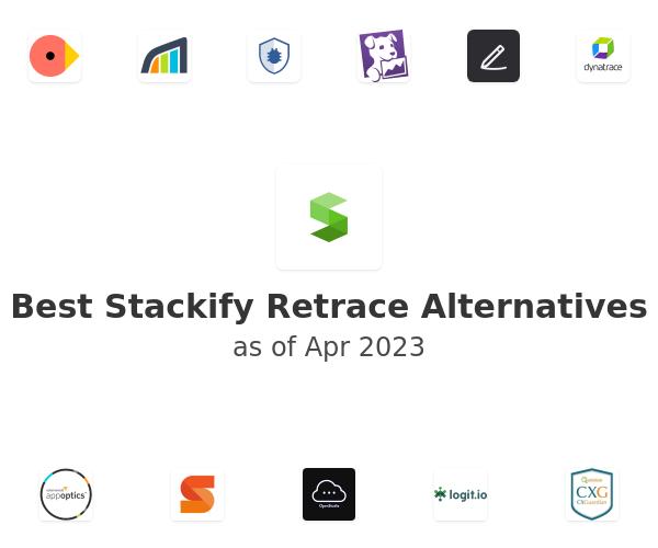 Best Stackify Retrace Alternatives