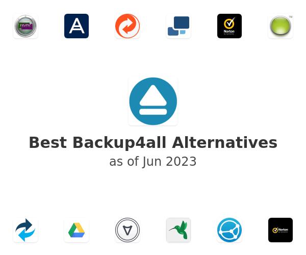 Best Backup4all Alternatives