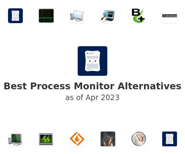 Best Process Monitor Alternatives