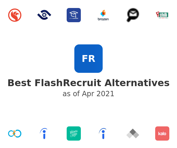 Best FlashRecruit Alternatives