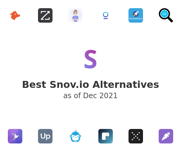 Best Snovio Alternatives
