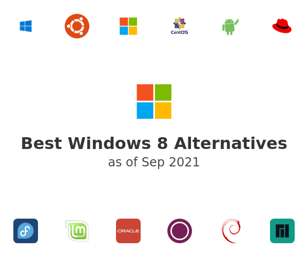Best Windows 8 Alternatives