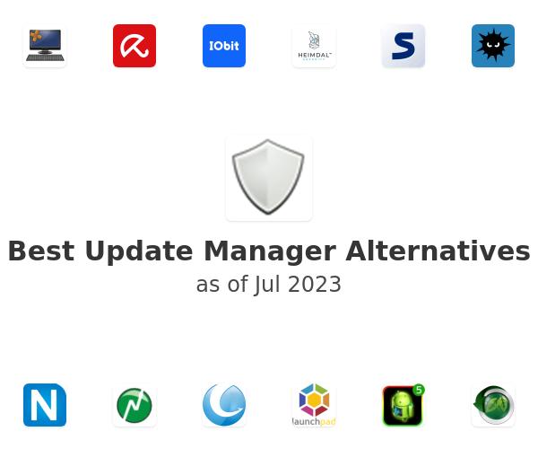 Best Update Manager Alternatives