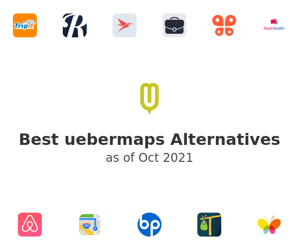 Best uebermaps Alternatives
