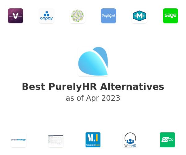 Best PurelyHR Alternatives