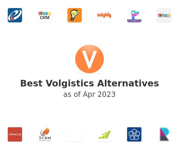 Best Volgistics Alternatives