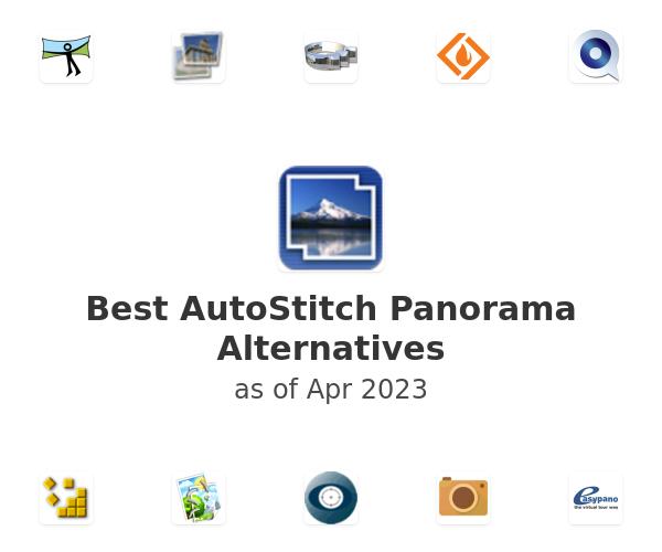 Best AutoStitch Panorama Alternatives
