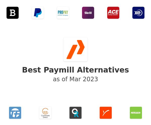 Best Paymill Alternatives