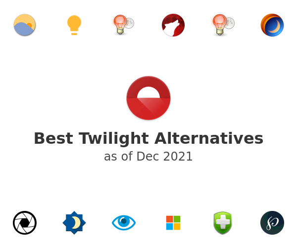 Best Twilight Alternatives