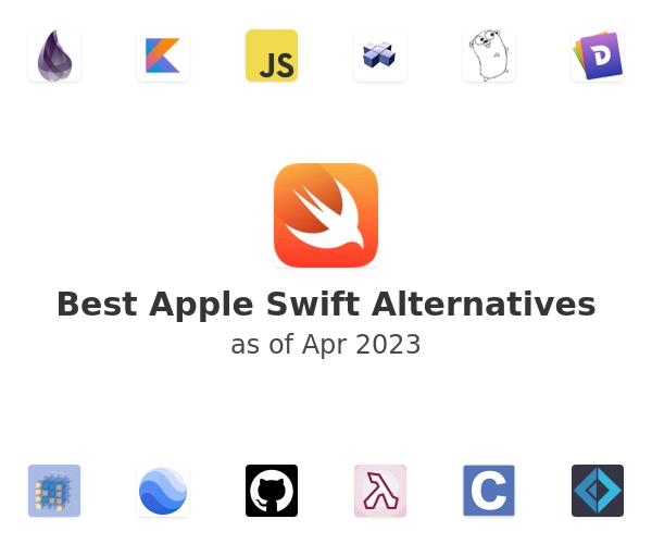 Best Apple Swift Alternatives