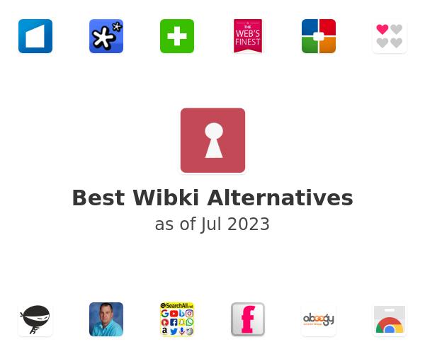 Best Wibki Alternatives