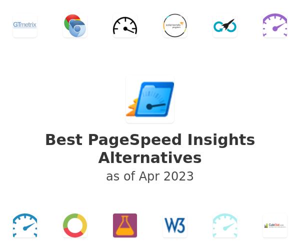 Best PageSpeed Insights Alternatives