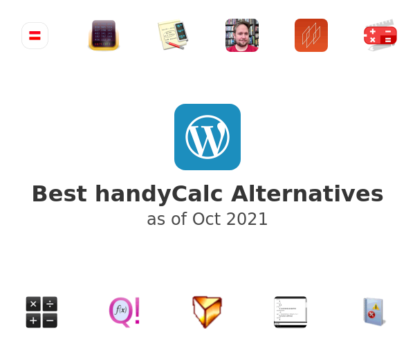 Best handyCalc Alternatives