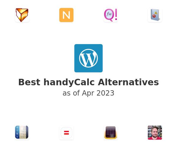 Best handyCalc Alternatives