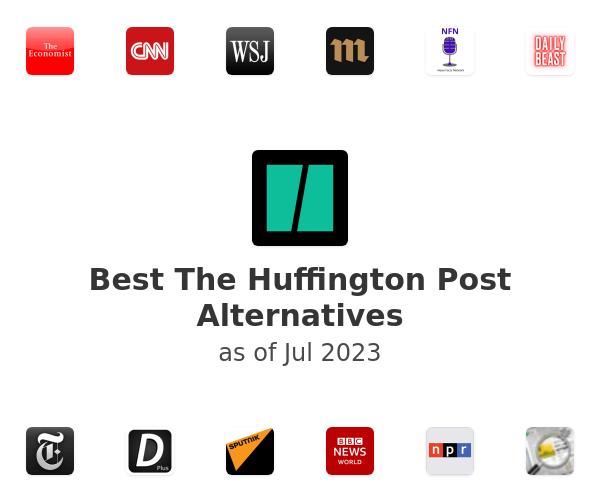 Best The Huffington Post Alternatives
