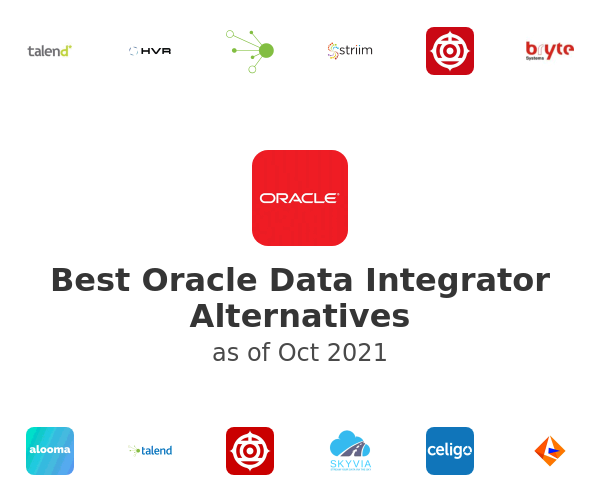 Best Oracle Data Integrator Alternatives