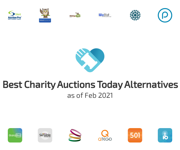 Best Charity Auctions Today Alternatives