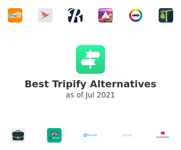 Best Tripify Alternatives